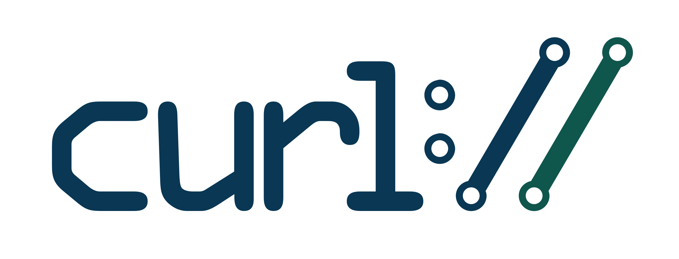 curl:// Logo
